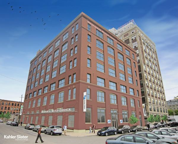 The Milwaukee Water Council plans to renovate a mostly vacant industrial building in the Menomonee Valley to create a research center for businesses.