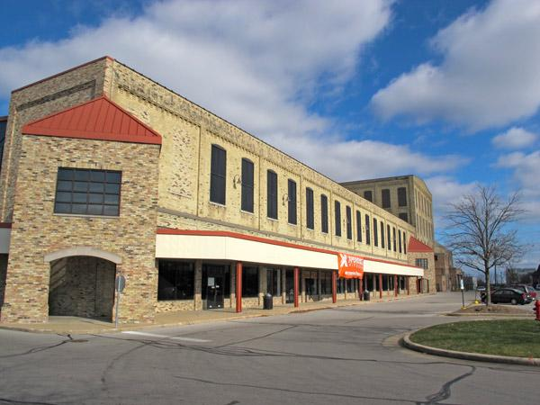 The new Xperience Fitness gym is to open in the West Allis Towne Centre next spring.