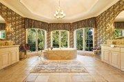 Each suite has its own bath.