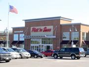 A Pick 'n Save grocery store anchors the center.