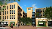 Tenants can start moving into Mandel'sWhitefish Bay apartments in spring 2014, and the buildings will be completely finished by summer of that year.