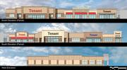A proposed new phase of the Shoppes at Fox River project in Waukesha has space for up to seven new stores at complete build-out.