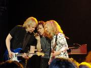 Styx performed a 75-minute show after the Milwaukee Admirals game.