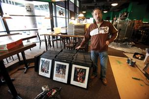 Rick Kohen, co-owner of Centercourt Pub & Grille