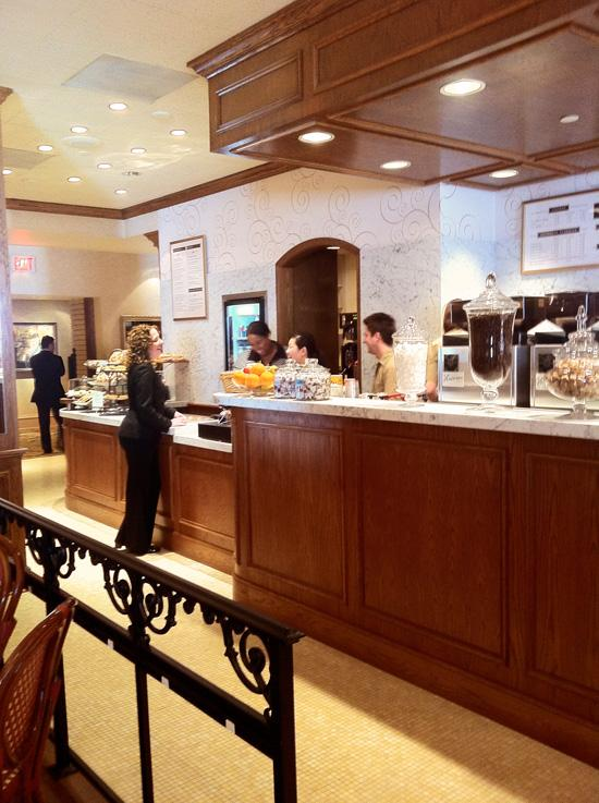 Cafe at the Pfister and Kil@Wat have added new menu items.
