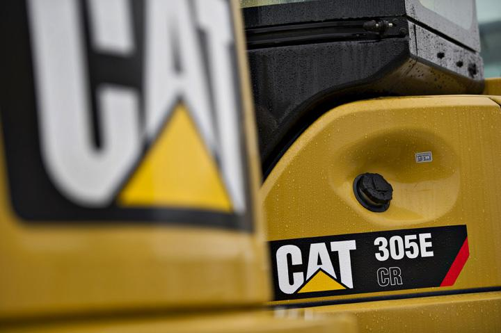 Heather Robinson is the new manager of Caterpillar Inc.'s plant in Winston-Salem.