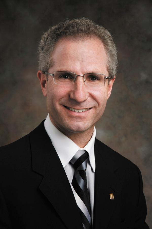 Jay Magulski has been named CEO of Landmark Credit Union.