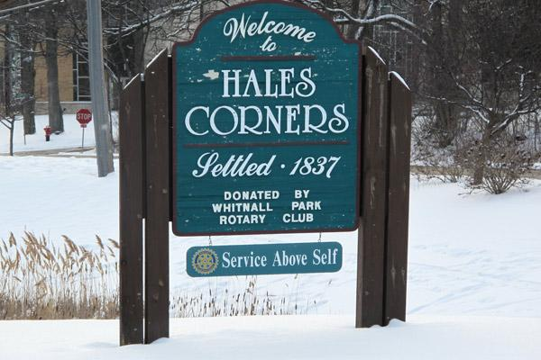 The planned reconstruction of Highway 100 should spur additional development in Hales Corners.
