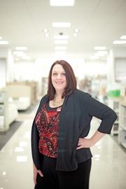 Jennifer Duffy is vice president and store manager of the new Macy's location at Southridge.