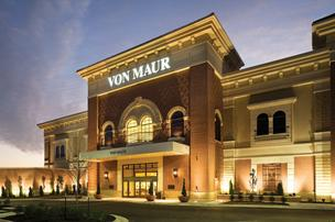 Von Maur on Tuesday announced it signed a contract to open a store in Marcus Corp.'s The Corners of Brookfield.