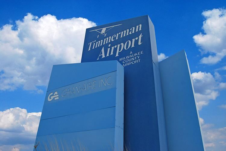 Timmerman Airport is scheduled to lose its air traffic control tower June 15.