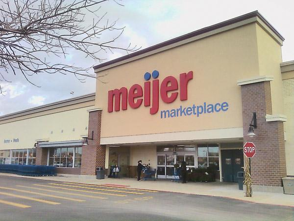 Meijer is seeking approval for a large store in Kenosha.