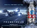 """Coors Light partners with """"Prometheus,"""" launches co-branded TV ad"""