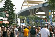 Summerfest is likely to draw more than 900,000 people this year.