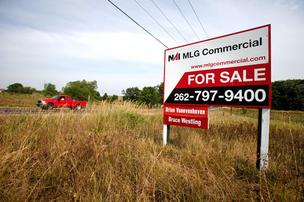 A Meijer store could open in 2014 on this undeveloped site in Grafton.