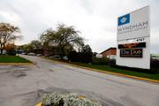 L&R Group of Companies plans to operate a WallyPark at the shuttered Wyndham Milwaukee Airport Hotel.