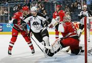 The Milwaukee Admirals play the home games at the Bradley Center.
