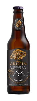 Crispin Cider announces limited release Bird on a Wire