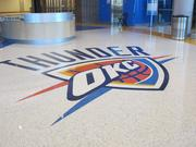 The Oklahoma City Thunder moved to the city in 2008.