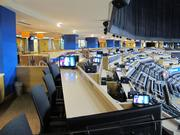 """The arena includes skyboxes and """"bunker suites."""""""