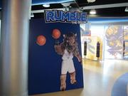 The arena includes a 12,000-square-foot kids zone.