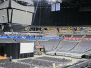 The arena also hosts business meetings.