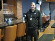 Tim Linville, sales and marketing director of Oklahoma City's downtown arena and convention center