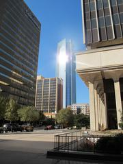 Devon Energy executives decided to build a 50-story office tower in downtown Oklahoma City as a result of the civic improvements.