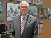 Roy Williams, president and chief executive officer of the Greater Oklahoma City Chamber of Commerce, is one of the key players in supporting the sales tax and planning civic projects.