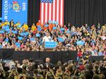Obama, <strong>Katy</strong> <strong>Perry</strong> fire up Milwaukee crowd