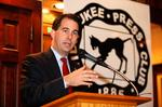 On Walker's mystery $100,000 donor, other big funders