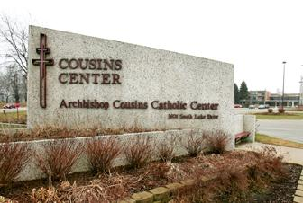 One area broker suggests Kohl's consider the Archbishop Cousins Catholic Center property in  St. Francis for a new headquarters.
