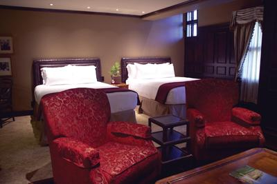 The American Club in Kohler was named the top Wisconsin hotel by U.S. News & World Report.