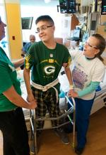 Children's performs rare double transplant