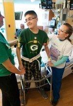 Children's performs rare double transplant