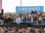 Obama edges Romney in August Wisconsin fundraising