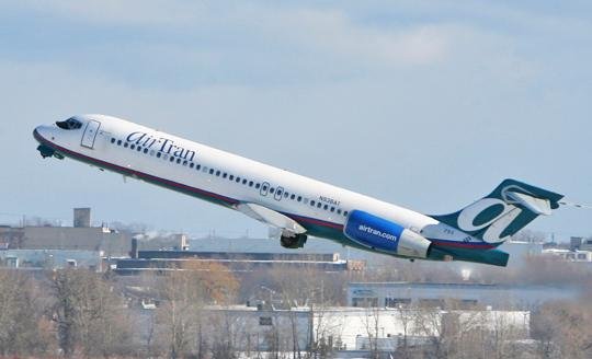 An AirTran 717 was the subject of a proposed civil penalty from the FAA against Southwest Airlines because of improper maintenance, the agency said.