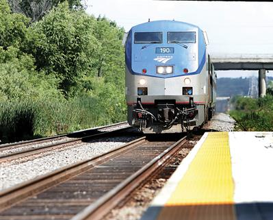 The states of Wisconsin and Illinois will be studying potential upgrades to the Hiawatha route until spring 2014.