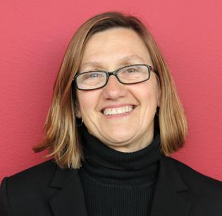 Betsy Corry, managing director at First Stage Children's Theater