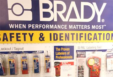 Milwaukee-based Brady Corp. considered Milwaukee for a facility relocation, but chose Louisville, Ky.