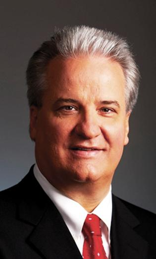 Modine Manufacturing Co. president and CEO Tom Burke