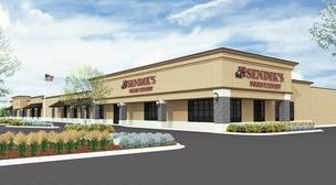 Sendik's Food Markets is remodeling and expanding a former Sears store at 230 N. 18th Ave. in West Bend.