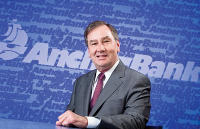 Chris Bauer, president and CEO of AnchorBank