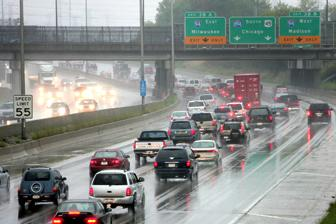 The Wisconsin DOT's requested budget calls for $209 million in spending in 2014 and $141 million in 2015.