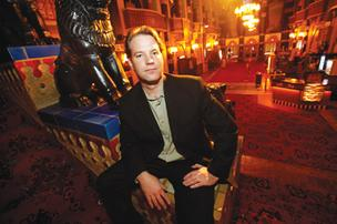 Jonathan Jackson, executive and artistic director of Milwaukee Film