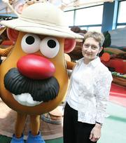 Fern Shupeck, Betty Brinn executive director