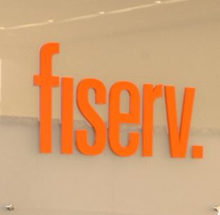 Fiserv reported $1.16 billion in revenue  for the quarter ending Dec. 31, a 0.4 percent drop from the same quarter  in 2011.