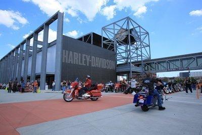 The next Harley-Davidson Museum exhibit will commemorate Harley's legendary anniversary celebrations.