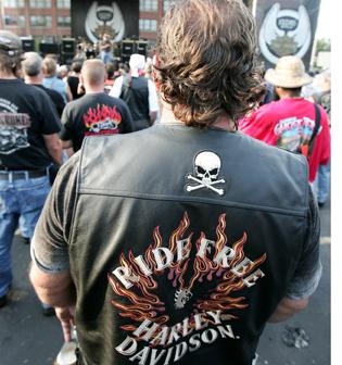 Some hotels are charging double or triple their rates for the Harley-Davidson anniversary celebration Labor Day weekend.