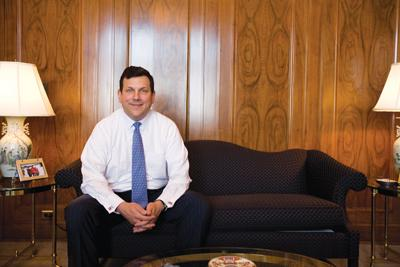 John Schlifske, chairman and CEO of Northwestern Mutual